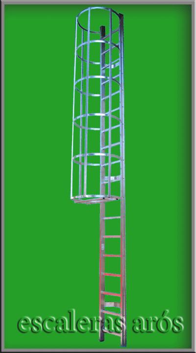 Escalera Vertical O De Gato Escaleras Aros